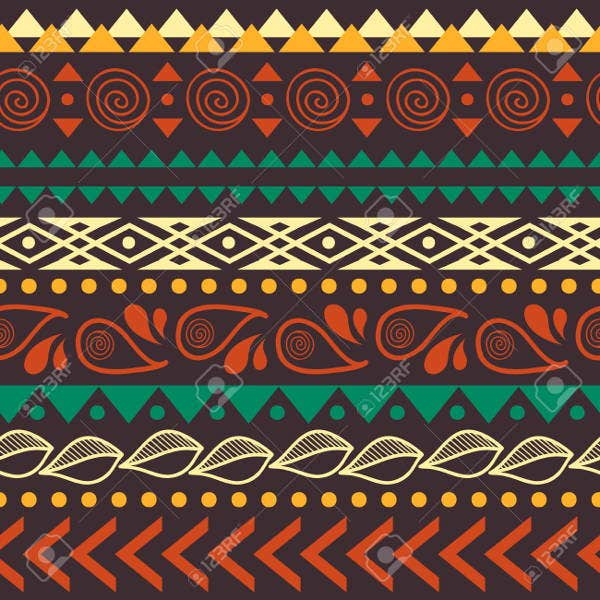40 Aztec Patterns Free PSD PNG Vector EPS Format Download Free Cool Aztec Pattern