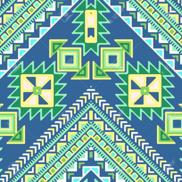 chevron-aztec-pattern