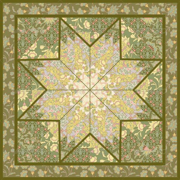 star-quilt-pattern