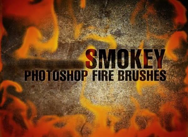 smokey-fire-brushes
