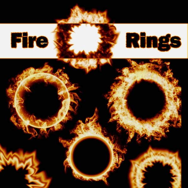 fire ring brushes