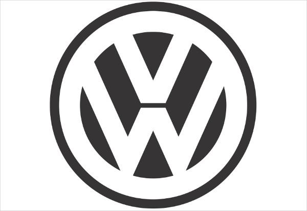 Logo Volkswagen Vector Download Free