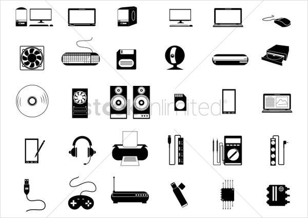 Free Technology Icons Collection