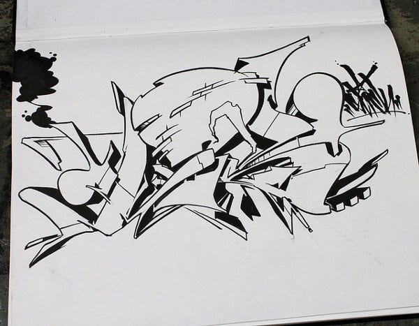 graffiti-letters-drawing