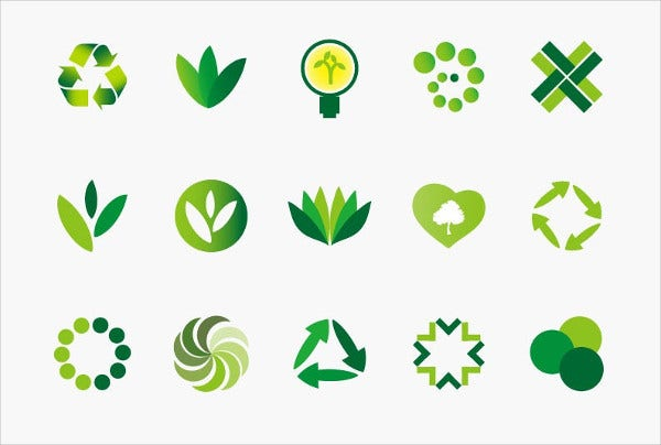 Bio and Eco Environment Icons
