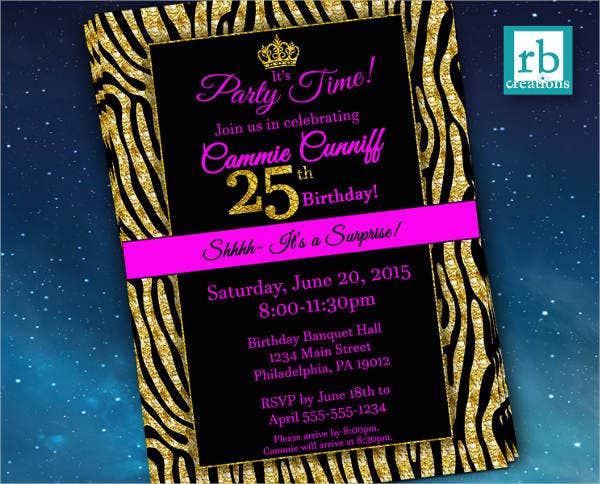 glitter-surprise-party-invitation