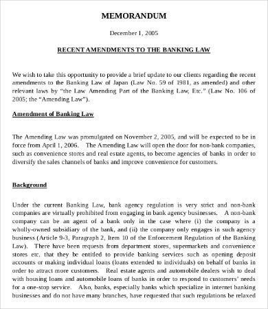 Investment Memo Template   Free Word Pdf Documents Download