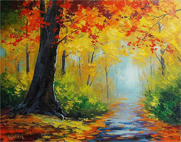 colorful-tree-painting