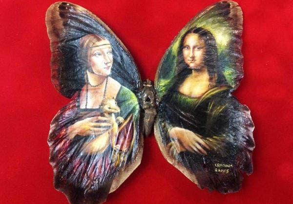 Creative Butterfly Painting