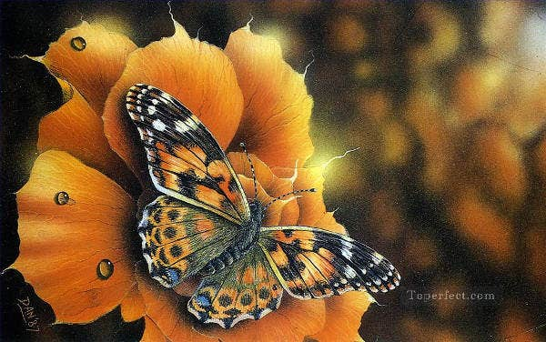 butterfly fantasy painting
