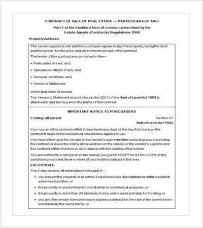 Sample Contract For Deed Ok Gov Details File Format Sample House