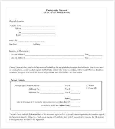 photography contract agreement min1