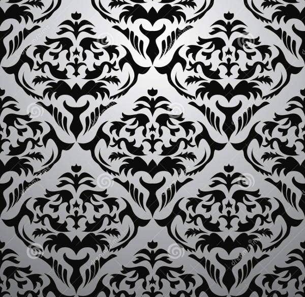 black-baroque-pattern
