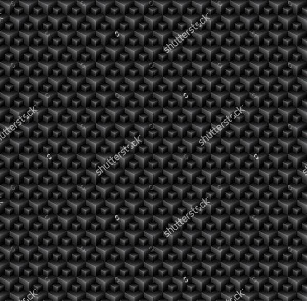 black-polygon-vector-pattern