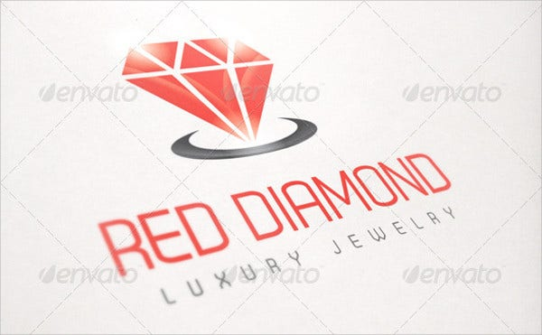 Diamond Red Logo