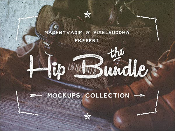 Hip Mockup Bundle