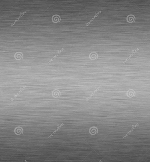 brushed silver metal texture