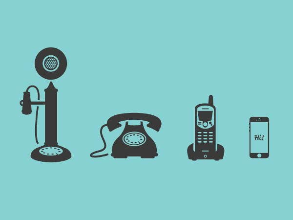 free phone icons