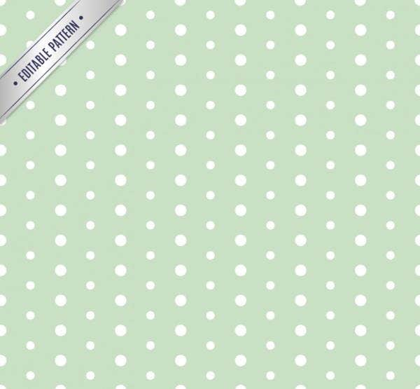 seamless polka dot patterns
