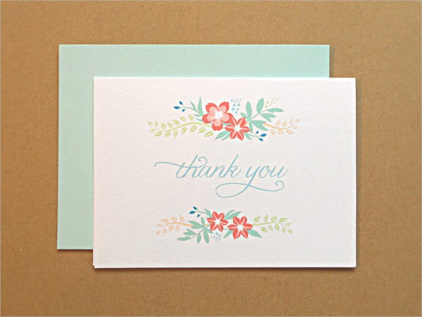 bridal shower thank you card 7 free psd vector ai eps format download free premium. Black Bedroom Furniture Sets. Home Design Ideas