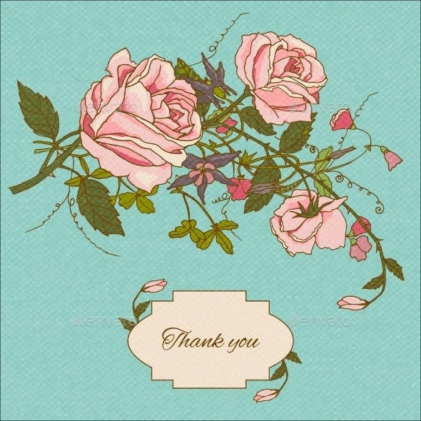 vintage-floral-thank-you-card