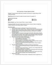 homework schedule agenda