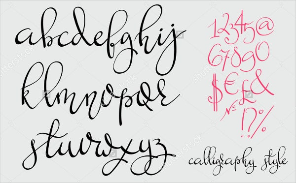 cursive handwriting font - Madran kaptanband co