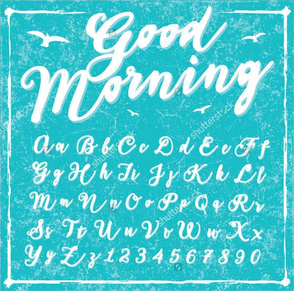 handwriting-script-font