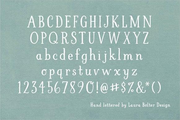 bold-handwriting-font