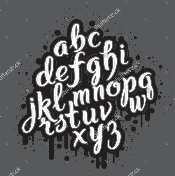 handwriting-graffiti-font