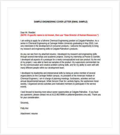 general cover letter for engineering free pdf min