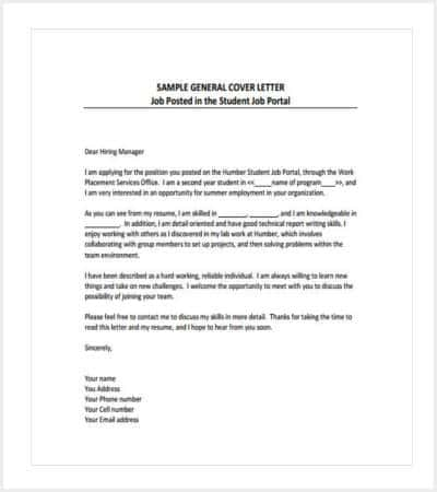 general employment cover letter pdf template min