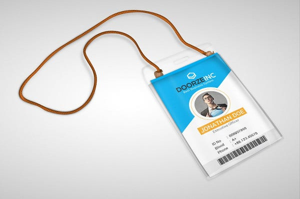 17 id card templates free sample example format download free