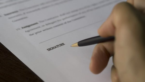 Arbitration Agreement Template 8 Free Pdf Documents Download