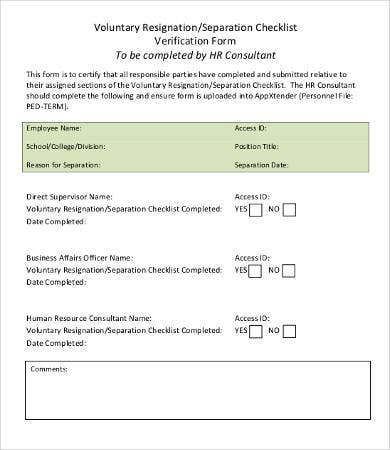 Resignation checklist template images template design ideas for Job handover checklist template