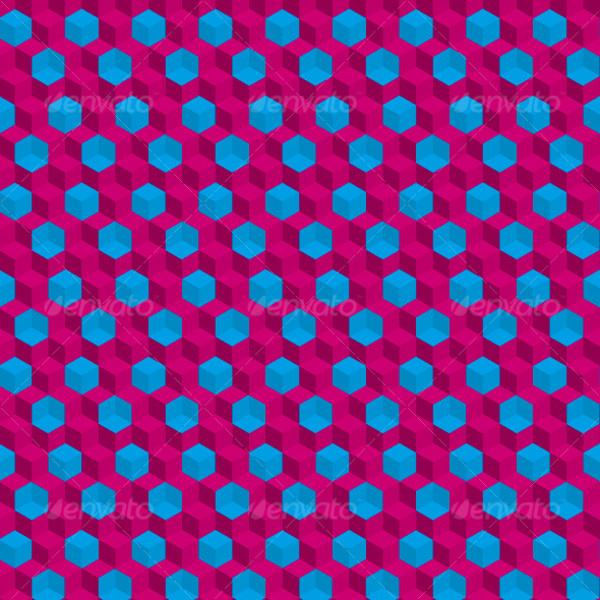 trippy die pattern
