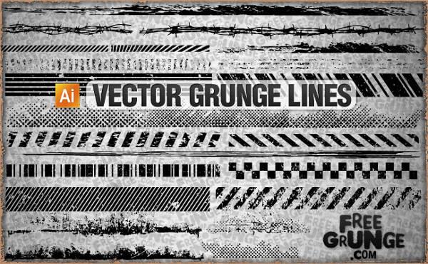Grunge Vector Pattern
