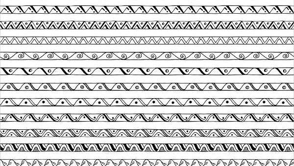 geometric brushes