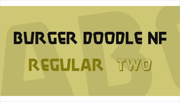 doodle-block-letter-font