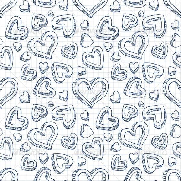 hand-drawn-heart-patterns