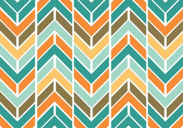 colorful-chevron-pattern