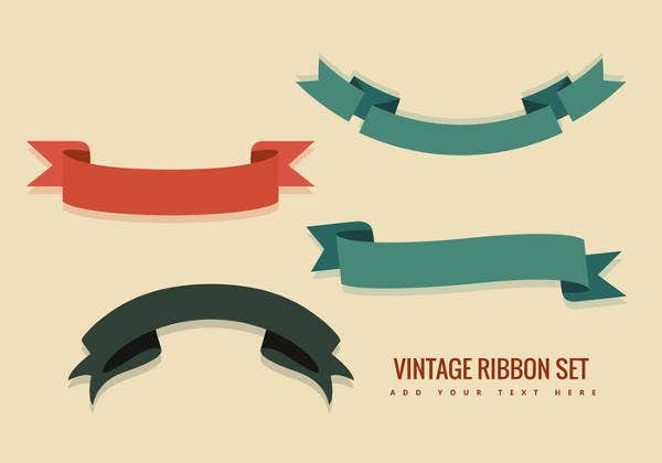vintage-ribbon-vector