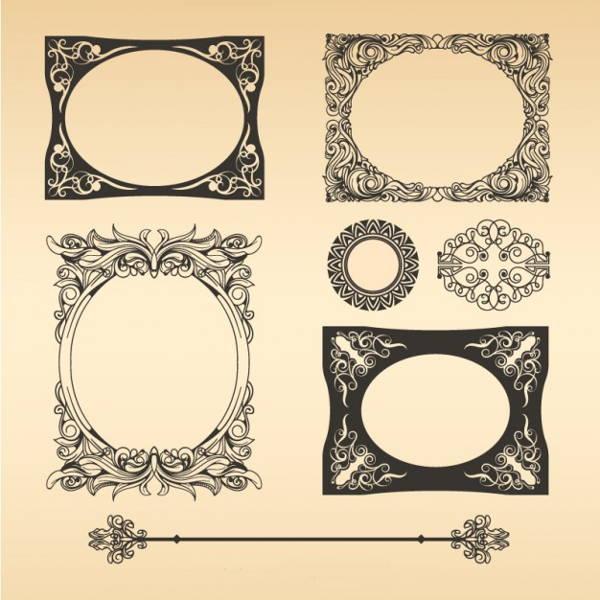 frame-vintage-vector