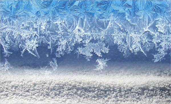 Ice Texture for Photoshop