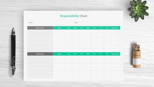 chart templates 1