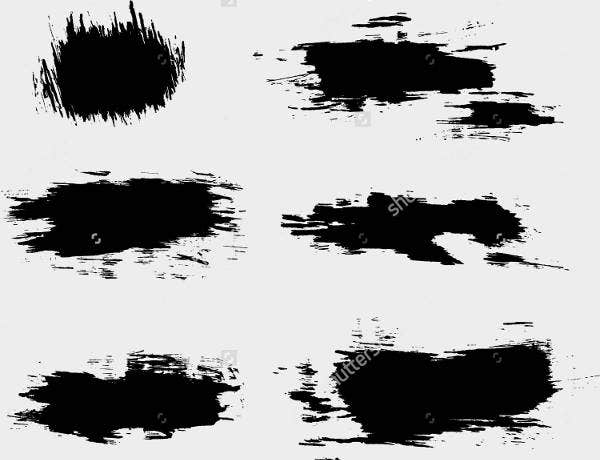 grunge-banner-shapes