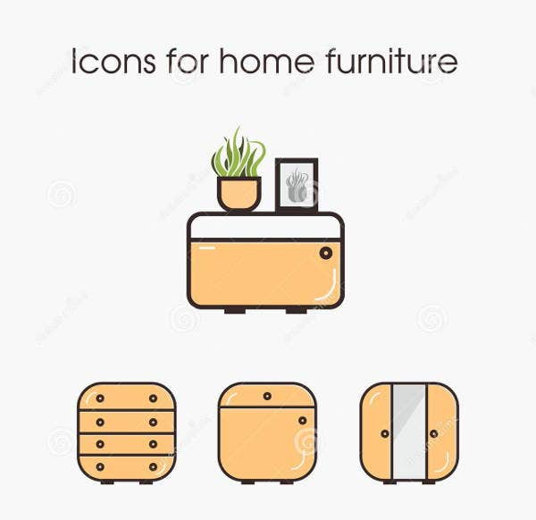 home-furniture-icons