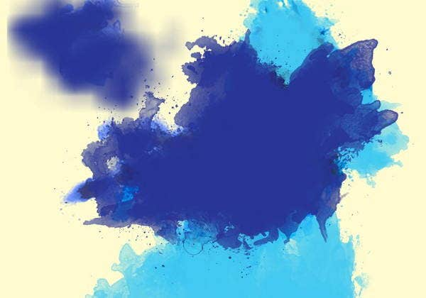 watercolor splatter brushes1
