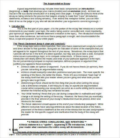 microsoft word essay template 9 free word documents download