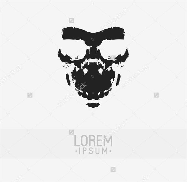 Skull Logo for Company